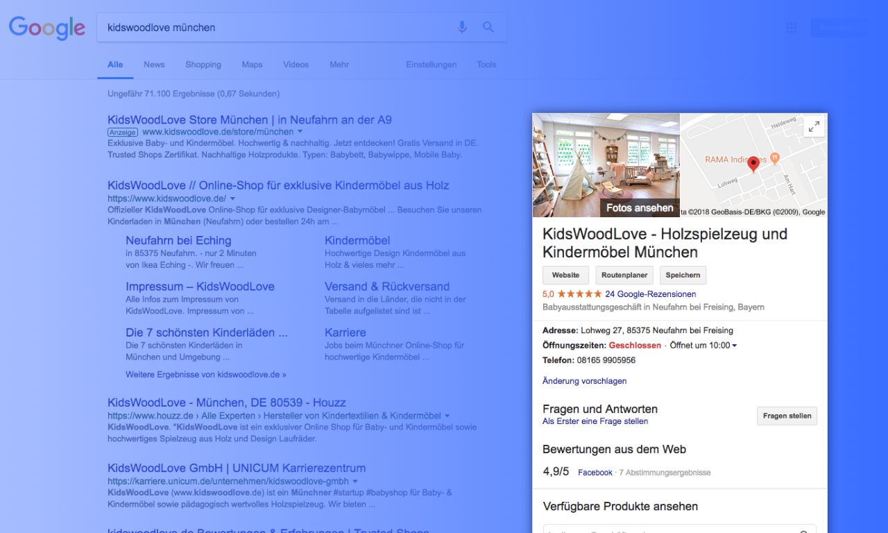 google business – screenshot – 01