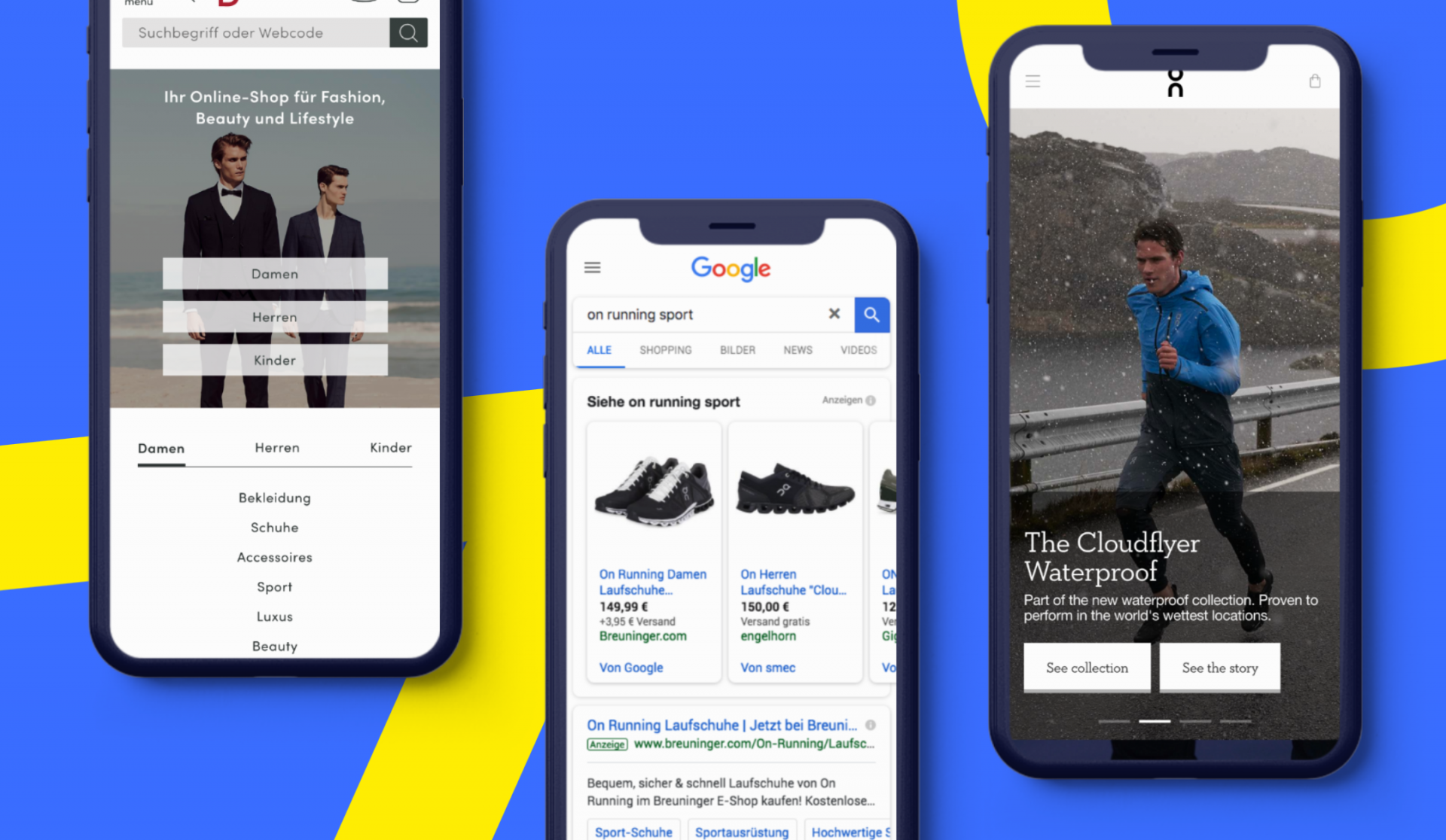 Google Shopping Ads Anzeigen WeLikeWeb