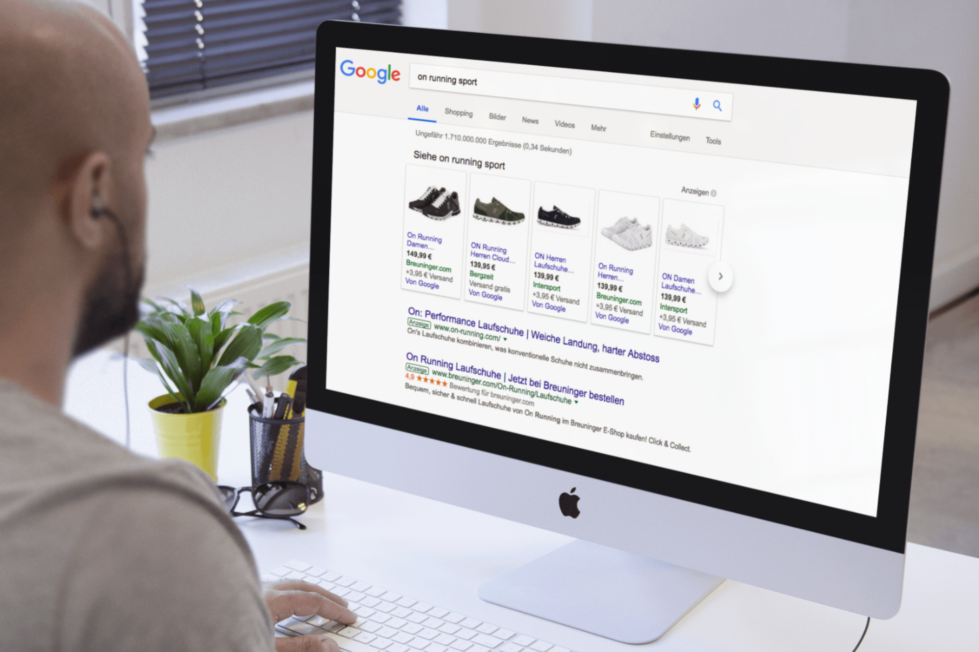 Shopping Kampagnen bei Google Optimieren